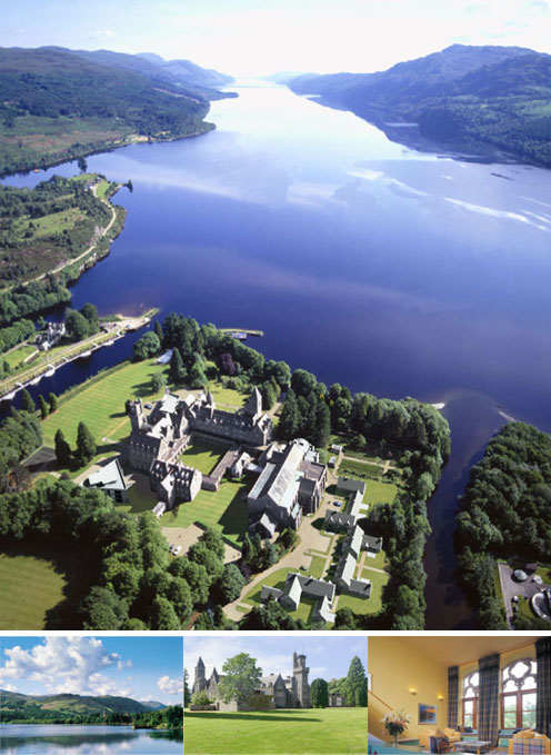 The Abbey at Fort Augustus