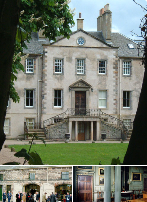 Newhailes House & Estate